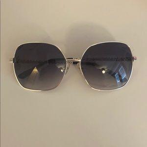 Brighton astrid sunnies black gradient lenses